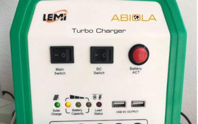 3. Unterschied von Abiola Charger und Turbo Charger