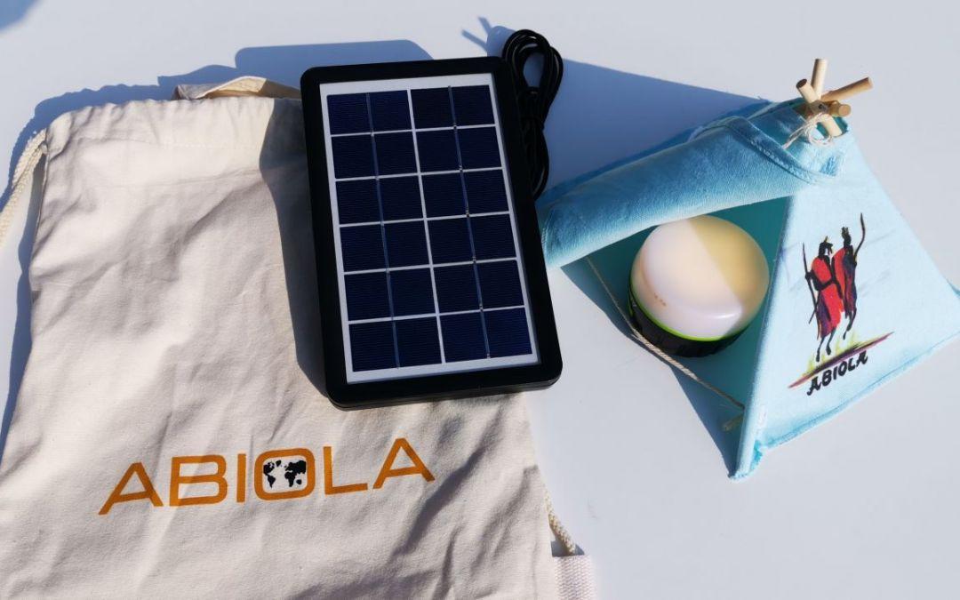 15. Lancement du produit – Abiola Families SolarKit 3.5W/10W